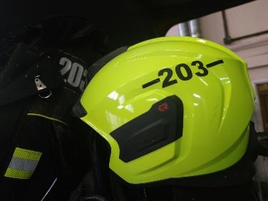 Спасатели Поисково-спасательного отряда 203 выручили из беды ребенка