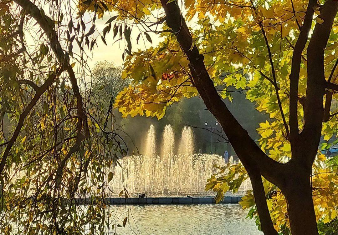 Осеннее «Царицыно»