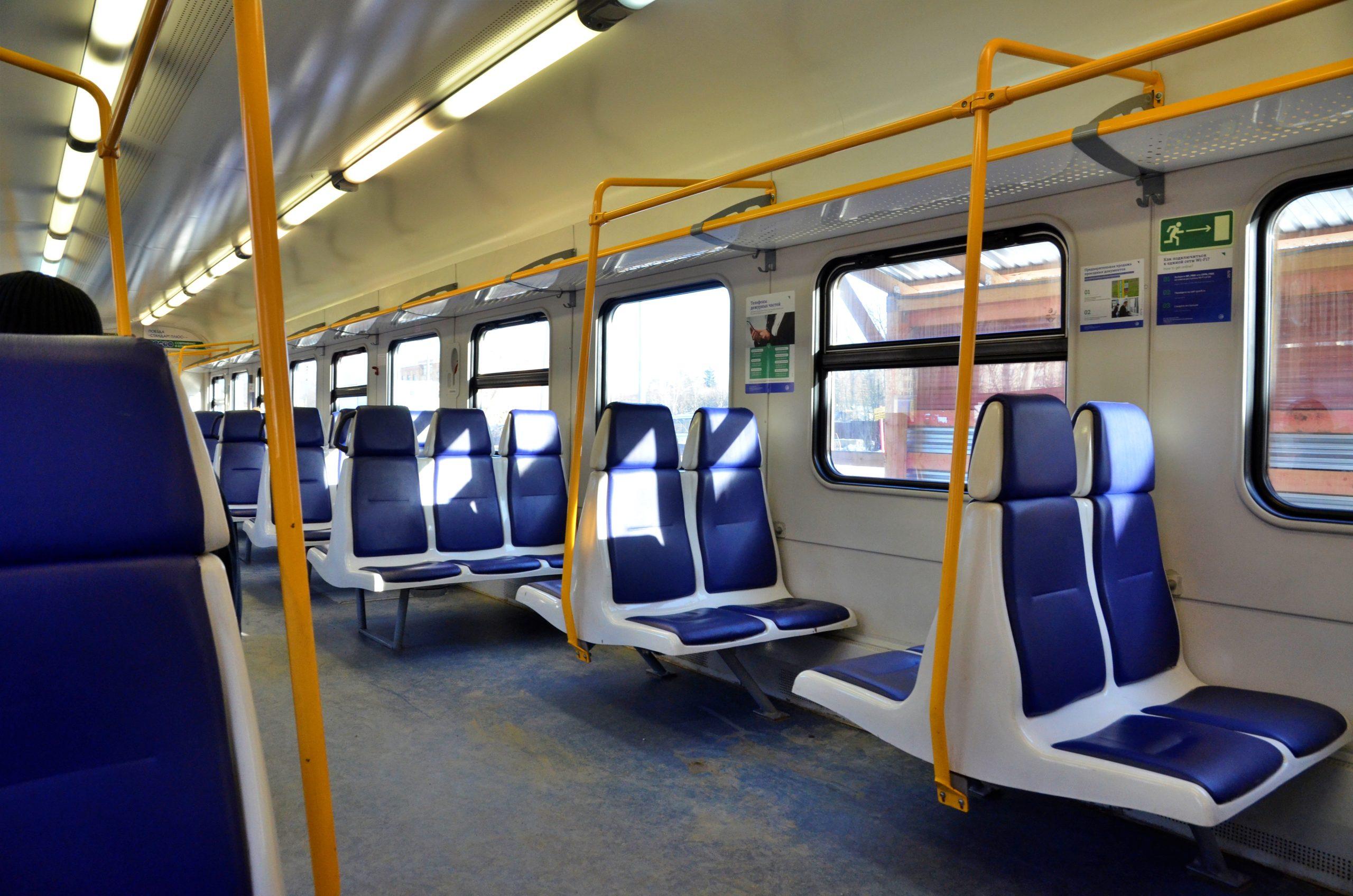 Электропоезда в Москве проверят и подготовят к зимнему периоду