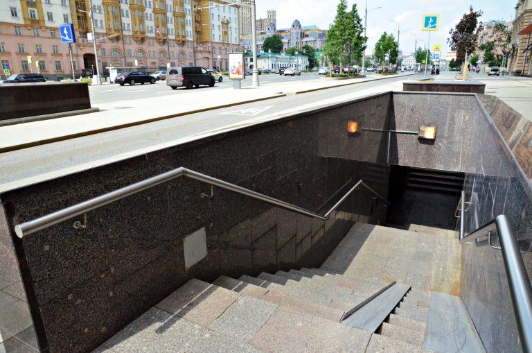 Капитальный ремонт подземного перехода завершили в Донском районе