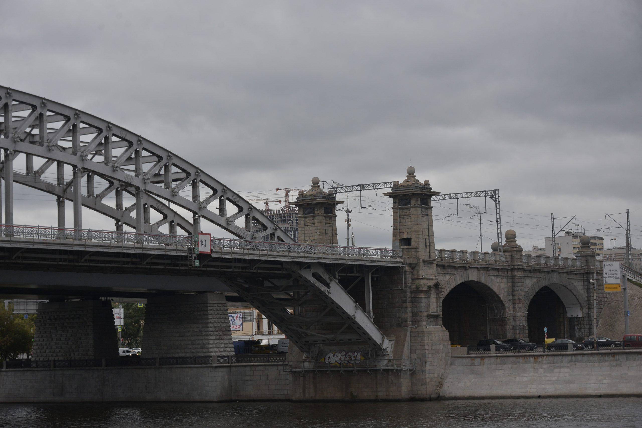 Последнюю опору нового моста возведут на территории ЗИЛ