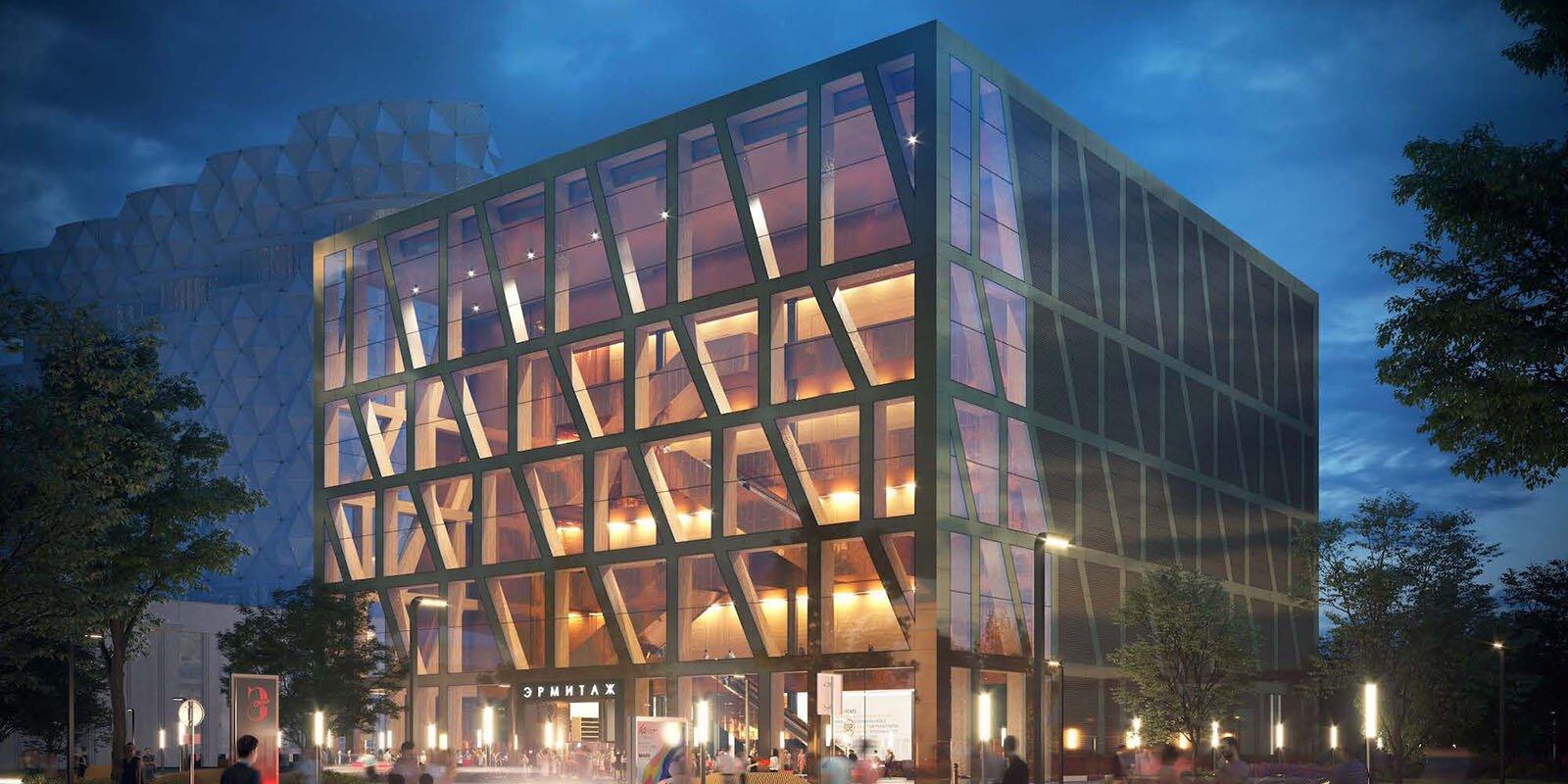 Власти города согласовали концепцию филиала музея «Эрмитаж»