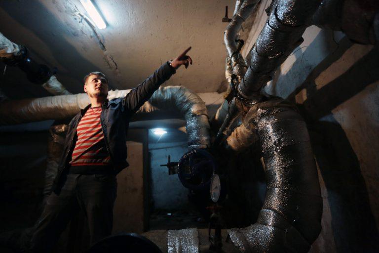 Безопасность чердаков и подвалов проверили в Чертанове Центральном