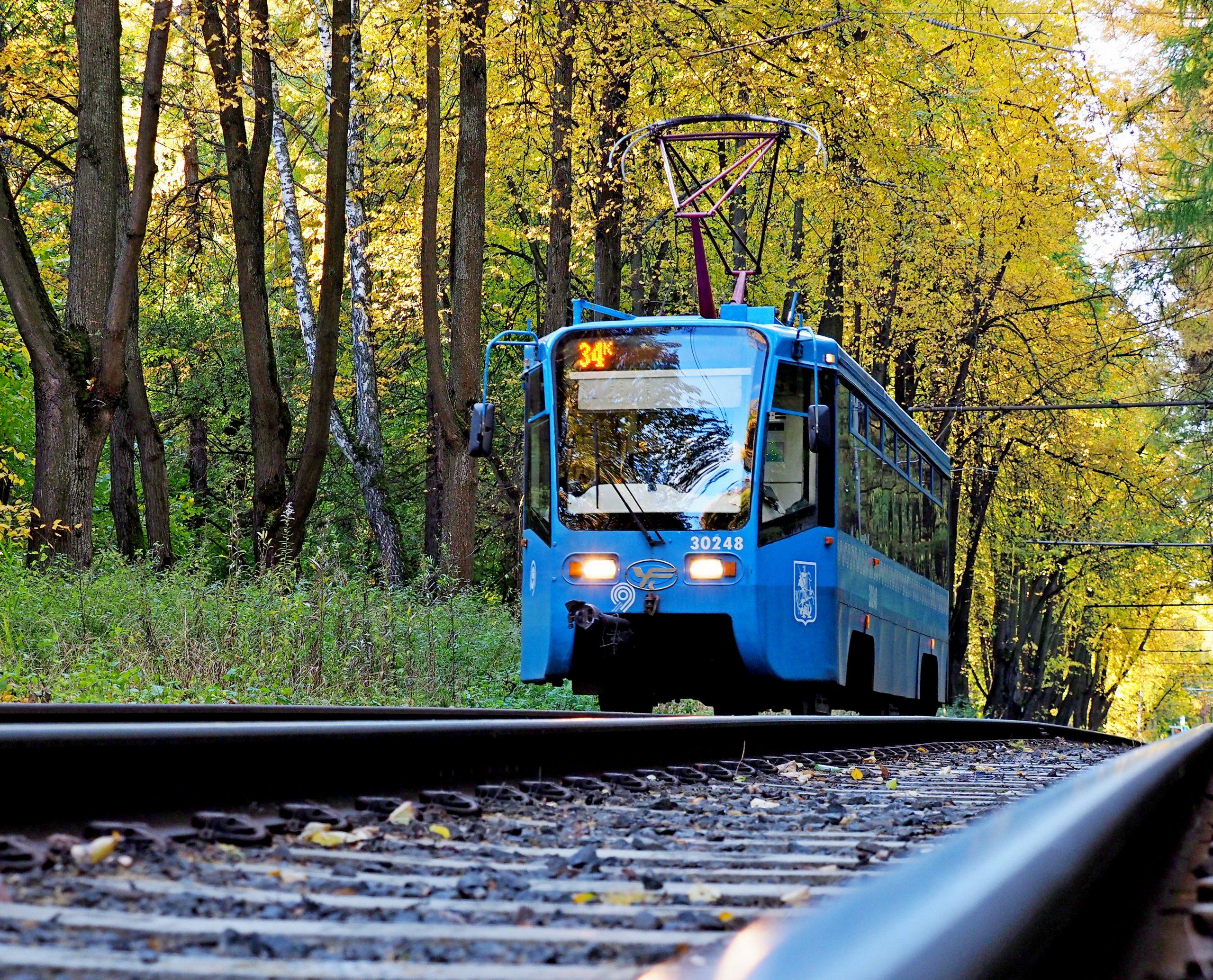 Московский трамвай стал лучшим в премии Global Light Rail Awards