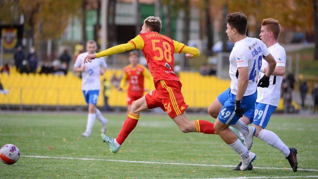 Спортсмены Академии «Чертаново» одержали три победы в турнире Кубка России